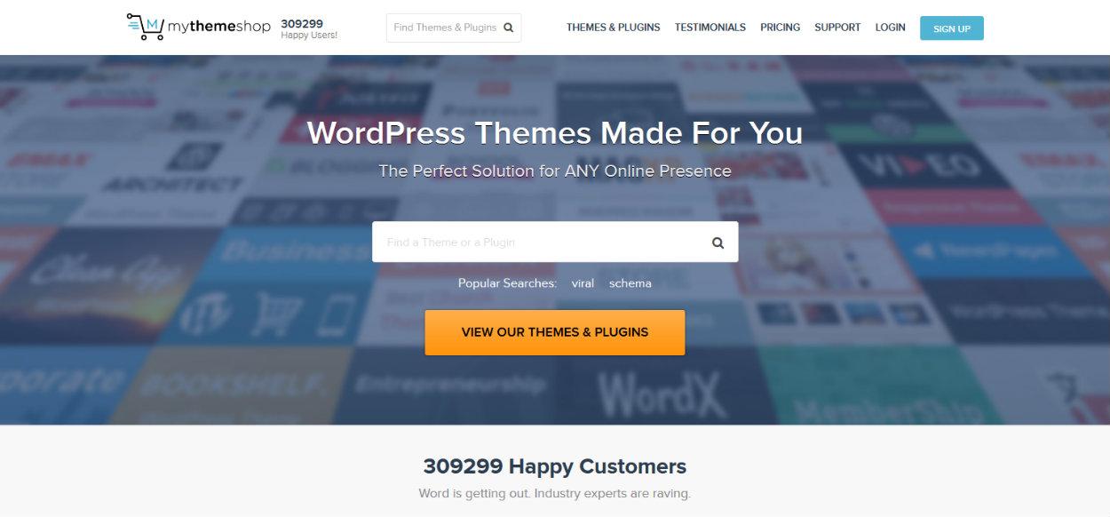 hoc wordpress online