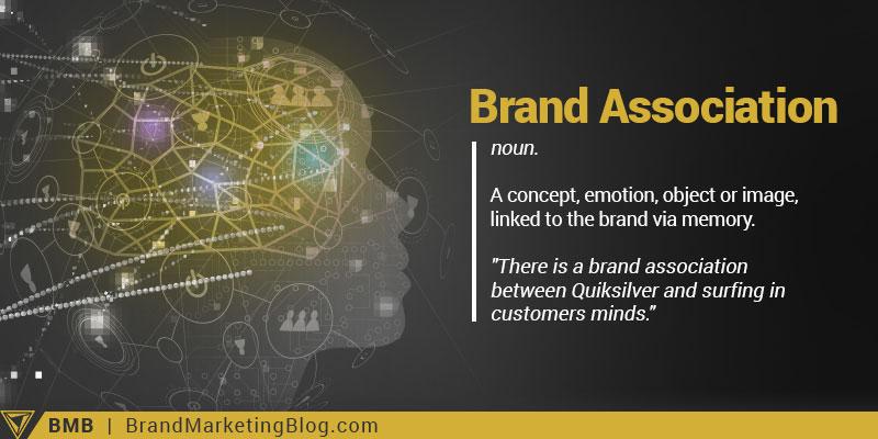 Brand association là gì?
