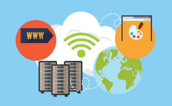 Domain Name vs. Web Hosting - What's the Difference? (Explained)