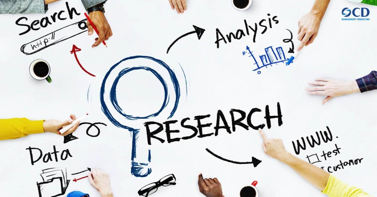 Top 6 Phương pháp Nghiên cứu Thị trường cơ bản. OCD.vn