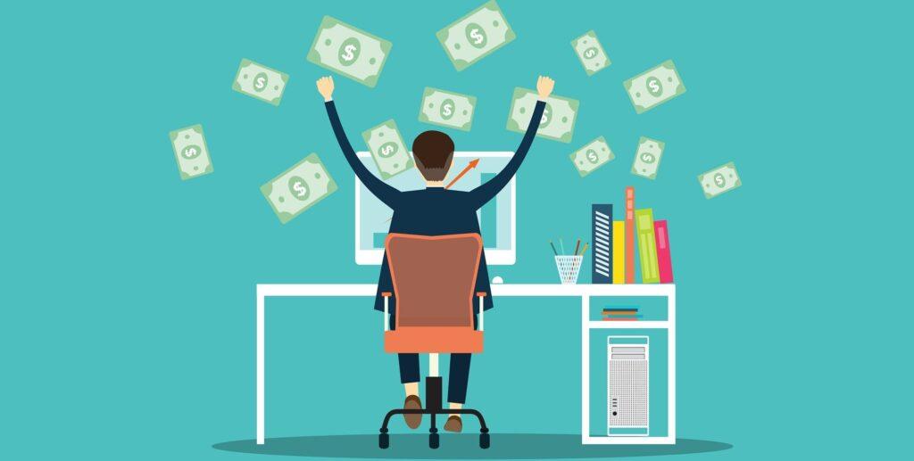 cách kiếm tiền trên máy tính