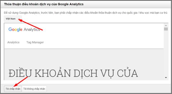 Hướng dẫn chèn code Google Analytics để theo dõi traffic