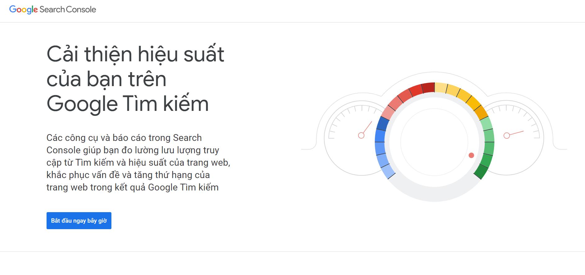 Google Webmaster tools - Hướng dẫn sử dụng Google Search Console
