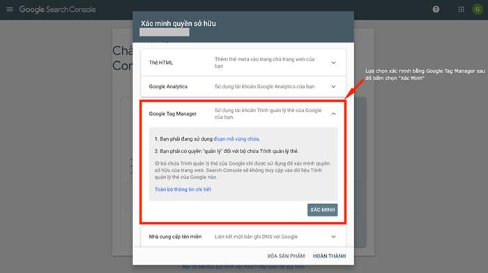 Google Tag Manager: Hướng dẫn cài đặt & sử dụng tối ưu chi tiết